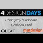 4 Design Days za nami!