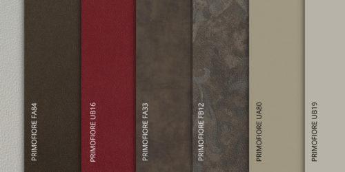 Efekt naturalnej skóry we wnętrzach – Płyta meblowa CLEAF Primofiore